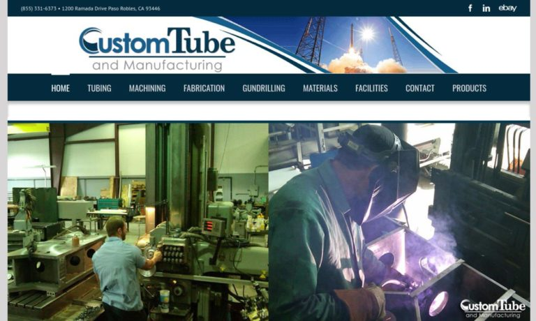 Custom Tube & Manufacturing