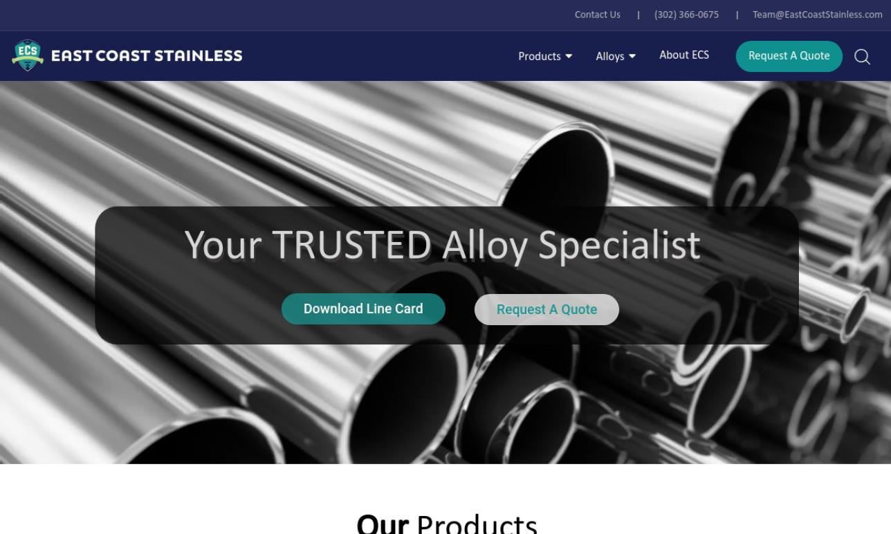 More Stainless Steel Tubing Manufacturer Listings