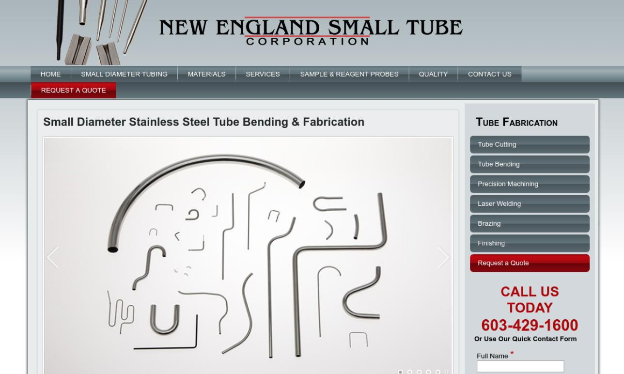 New England Small Tube Corporation