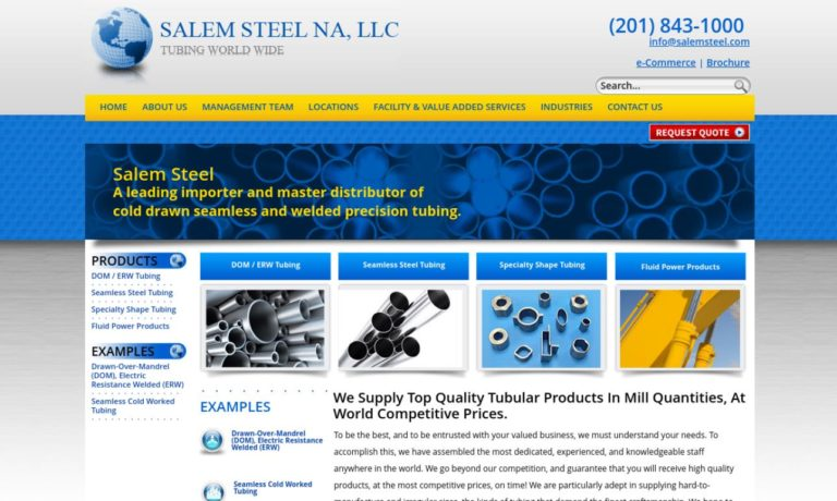 Salem Steel North America, LLC