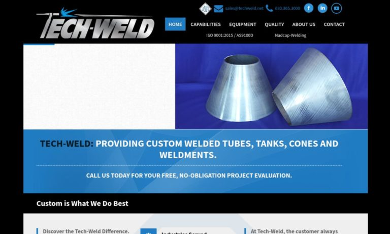 Tech-Weld, Inc.