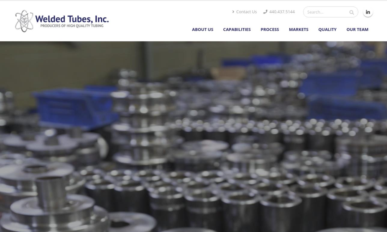Welded Tubes, Inc.