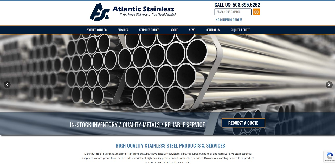 Atlantic Stainless Co., Inc.