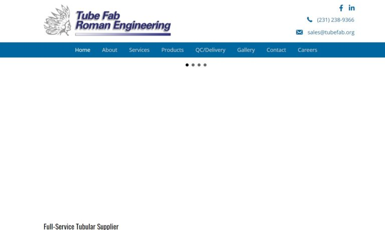 Tube Fab/Roman Engineering Company, Inc.